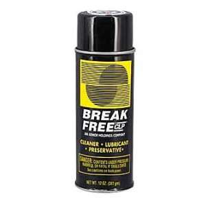 BreakFree CLP 12 Liquid 12oz Cleaner/Lubricant