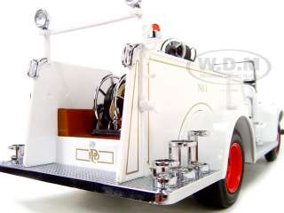 Brand new 124 scale diecast 1941 GMC Fire Truck by Road Signature.