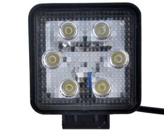 15W/18W/24W/27W LED Offroad Driving Work Light Jeep Truck Lamp 12 24V