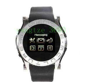 GSM quad band Watch MOBILE Phone Touch Screen Unlocked 2GB BLUETOOTH