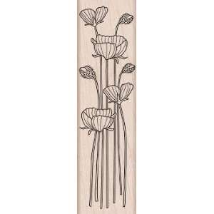 Hero Arts   Woodblock   Wood Mounted Stamps   Long Stem