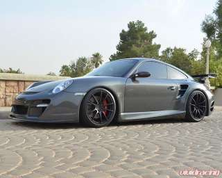 Power 1pc Forged Monoblock 19inch Wheel Set Porsche 996 997 C4S Turbo