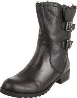 Kenneth Cole REACTION Womens Love Lockdown Motorcycle Boot Shoes