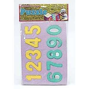 Soft Number/Alphabet Puzzle Case Pack 48