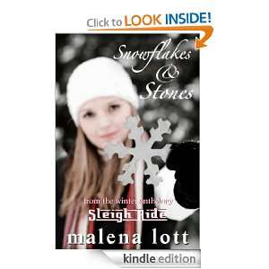Snowflakes and Stones A Sleigh Ride Short Story Malena Lott