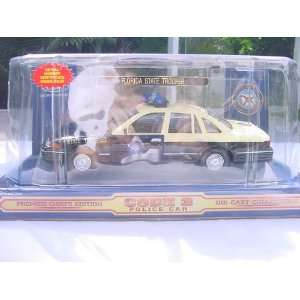 CODE THREE, 1/24 SCALE, FLORIDA STATE PATROL, FORD CROWN