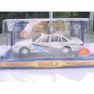 CODE THREE, 1/24 SCALE, COLORADO STATE PATROL, FORD CROWN
