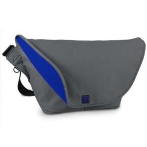 Large Zero Messenger Bag Coal Electronics
