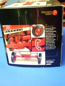 NIB 706 International Harvester Farmall Tractor Precision Series 2004