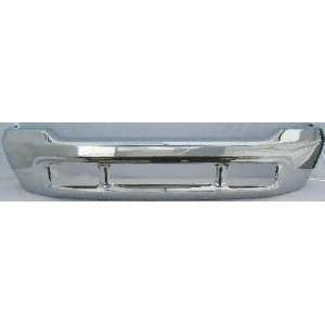 com 01 02 FORD F550 SUPER DUTY PICKUP f 550 FRONT BUMPER CHROME TRUCK