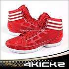 Adidas adiZero Rose 2.5 Black/White/Light Scarlet Rose Dominate 2012