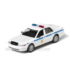 Greenlight 1/64 FBI Police Ford Crown Victoria   PRE ORDER