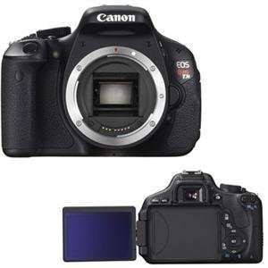 Canon Cameras, EOS Rebel T3i Body (Catalog Category