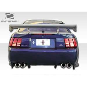 Mustang Duraflex Vader Rear Bumper   Duraflex Body Kits Automotive