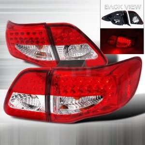 Toyota Toyota Corolla Led Tail Lights /Lamps Performance