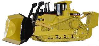 Caterpillar D11R Carrydozer Track Type Loader Tractor
