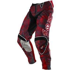 Fox Racing Platinum Latinese Pants   30/Red/Black