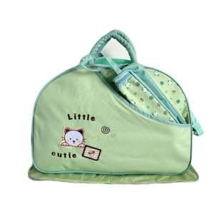 Snoopy Large Baby Diaper Bag with Changing Pad Baby