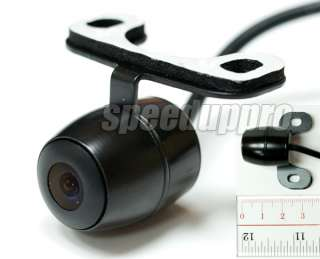 170 deg Wide Angle View Reversing Car Rear CCTV Camera