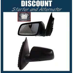 New Driver Side Mirror LH, 2008 2009 Pontiac G8, Power, Non Heated