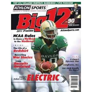 Bears 2011 College Football Big 12 Preview Magazine