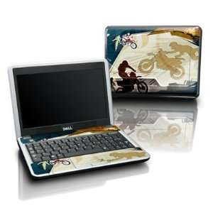 Dell Mini Skin (High Gloss Finish)   Motocross Electronics