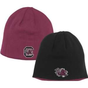 South Carolina Gamecocks adidas BL Reversible Knit Hat