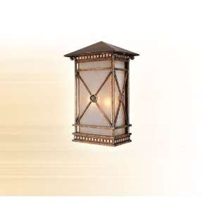 Outdoor Hanging & Wall Boca Pointe Two Light Wall Lantern
