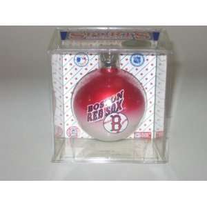 BOSTON RED SOX (2 5/8 In Diameter) Multi Color CHRISTMAS