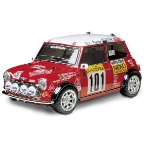 Mini Cooper 94 Monte Carlo Kit M05 Toys & Games