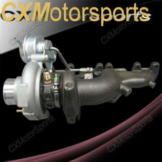 PT Cruiser GT Turbo Charger W/ Manifold TD05 Upgrade Dodge Neon SRT 4
