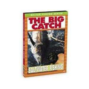 BENNETT DVD SALTWATER FISHING THE BIG CATCH (25788) Electronics