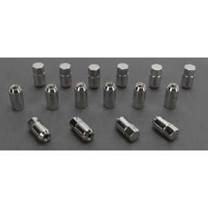 Chrome Lug Nuts   16 each , Finish Chrome 300 206SET Automotive