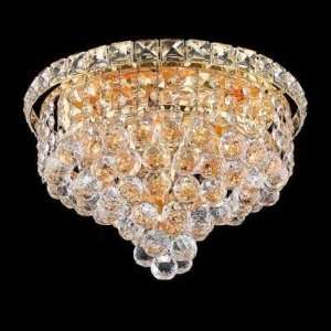 2527F12G Elegant Lighting Tranquil Collection lighting