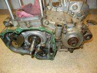 Honda CRF450X Engine motor bottom end CRF 450X 2006