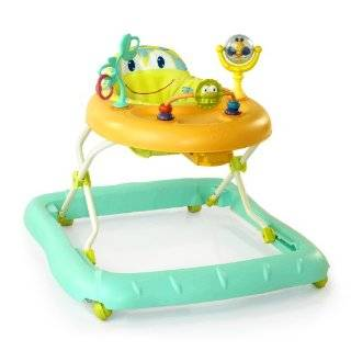 Bright Starts Walk A Bout Walker, Cute Frog by KIDS II