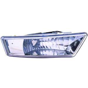 Saturn Ion Sedan Replacement Fog Light Assembly   Passenger Side