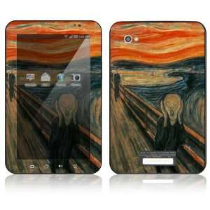 The Scream Design Protective Decal Skin Sticker for