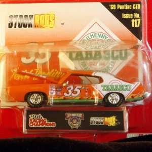 Racing Champions Stock Rods 1/64 scale Die Cast #35 Todd Bodine
