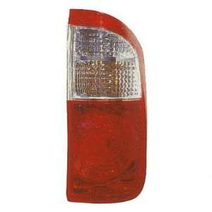 2004 06 TOYOTA TUNDRA TAILLIGHT DBL CAB, WITH STANDARD BED, LH (DRIVER