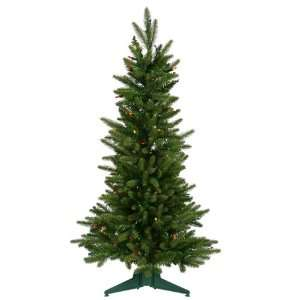 3 Pre Lit Frasier Fir Artificial Christmas Tree   Multi