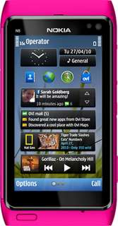 NEW* Nokia N8 Unlocked GSM Touchsceen Smartphone, GPS, 12MP, 3G, 1 Yr