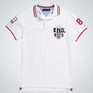 Tommy Hilfiger ENGLAND COUNTRY POLO