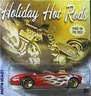 Hot Wheels Holiday Hot Rods Austin Healey  Great Christmas Gift