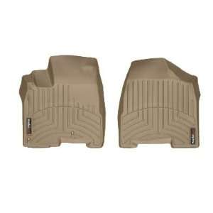 2004 2010 Toyota Sienna Tan WeatherTech Floor Liner (Full