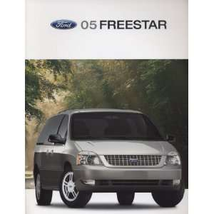 2005 Ford Freestar Van Original Sales Brochure Everything