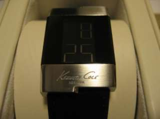 Kenneth Cole Reaction Womens Black Wrist Watch