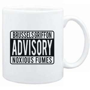 Brussels Griffon ADVISORY NOXIOUS FUMEs Dogs