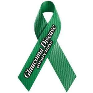 Glaucoma Awareness Ribbon Magnet Automotive