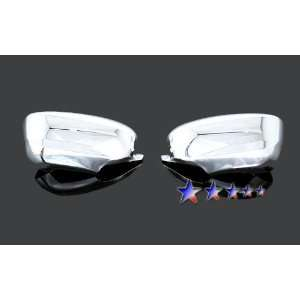 08 10 Honda Accord Chrome Mirror Covers Trim Automotive